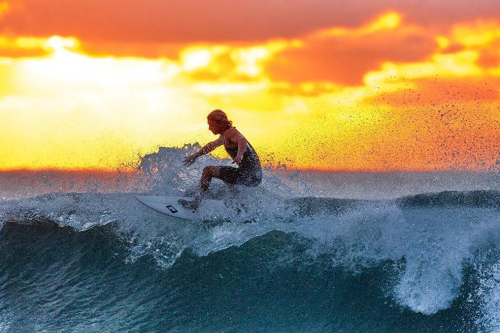 Surf. Foto: Dia Internacional