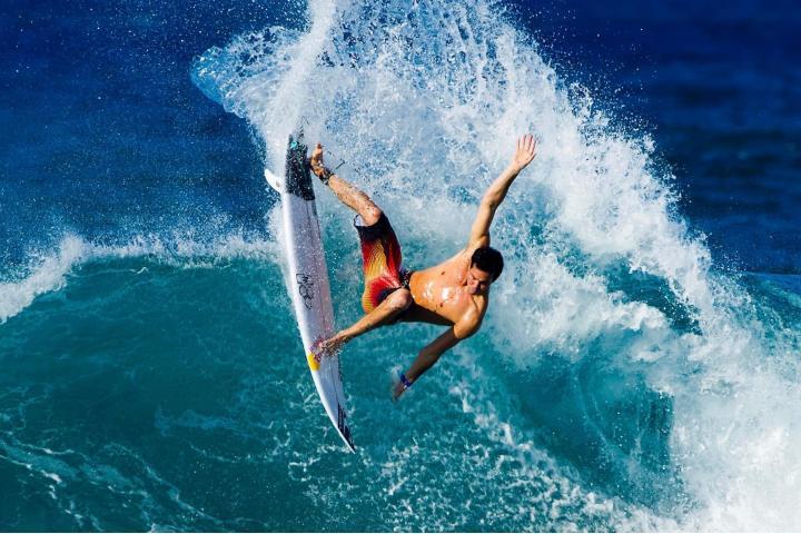 Surf. Foto: Red Bull