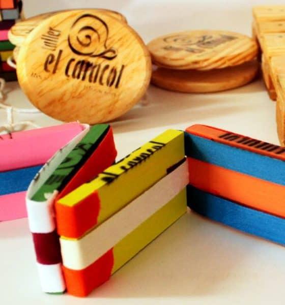 Tablitas mágicas, juguete de México. Foto: El caracol