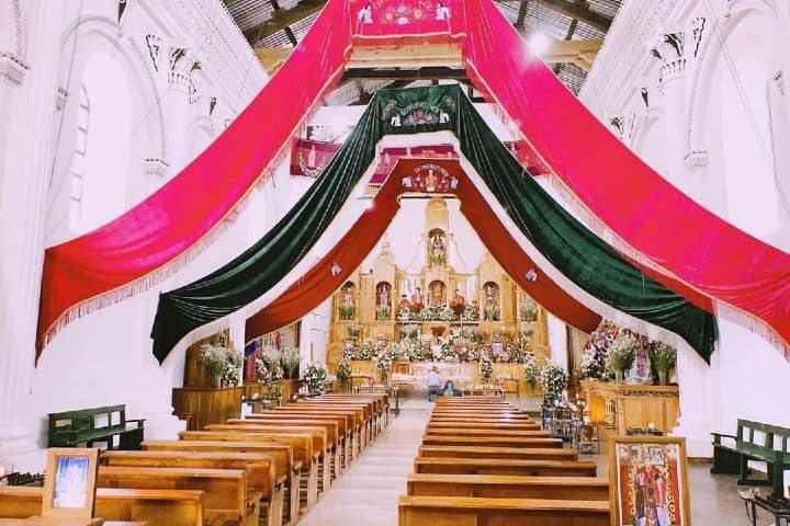 Templo de Zinacantán. Chiapas. Imagen_ tabikoma123