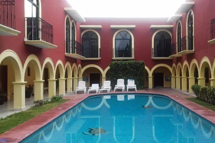 Ten una tranquila estadía en los hoteles de Guanajuato. Foto: hotel-tiberiades.business.site