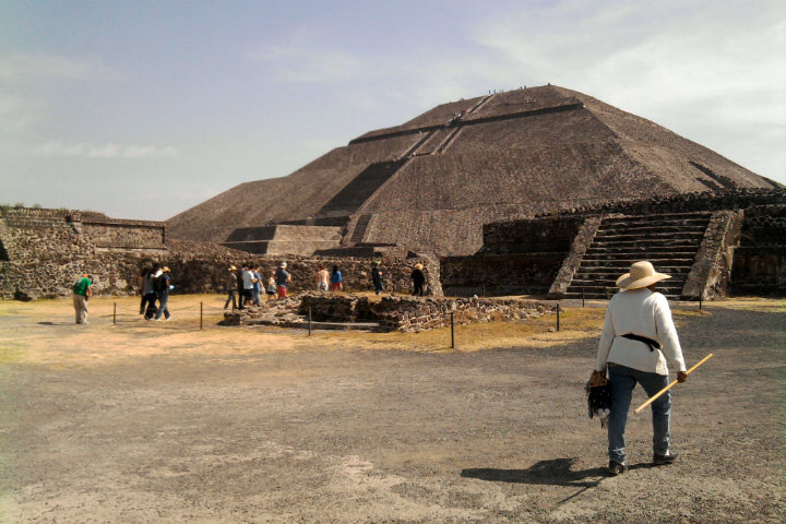 Teotihuacan. Foto Lws Clrk
