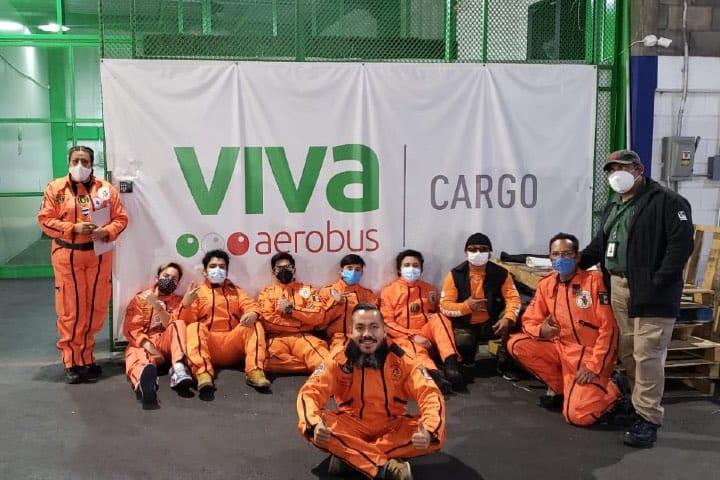 Topos Azteca Tlatelolco ha aportado con Viva Aerobus para los dan de Tabasco. Foto: Archivo