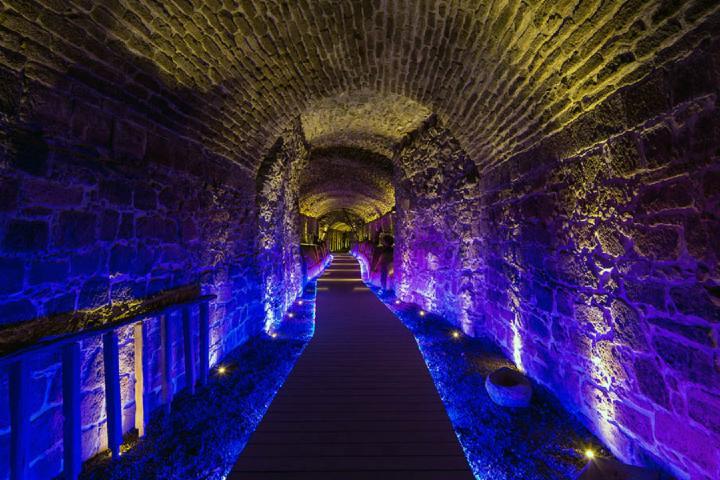 Conoce los túneles secretos de Puebla ¡Son fascinantes! Foto: MXCity