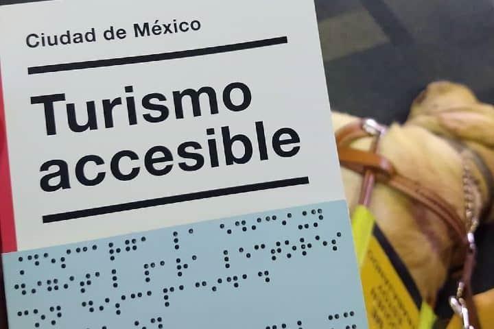 Turismo accecible en la CDMX. Imagen: acaenbici
