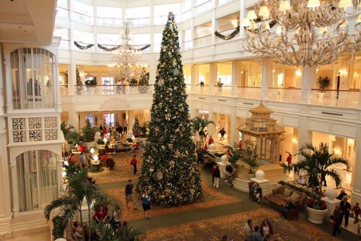 Un ambiente navideño cómo ningún otro. Foto: Archivo