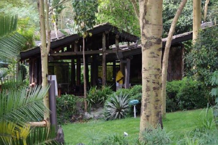 El lugar perfecto para hospedarte durante tu visita a este parque Foto: Tripadvisor