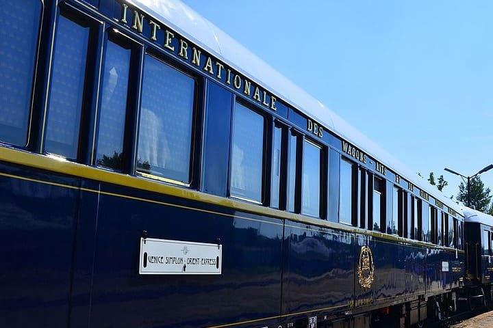 Venice Simplon-Orient-Express es el nombre del nuevo tren. Foto: Epistola