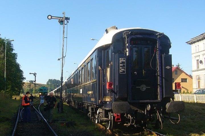 ¿Viajarías en el Venice Simplon-Orient Express? Foto: Tomáš Ságner