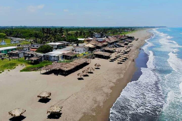 Veracruz tiene playas muy bonitas. Foto: minautla_mx