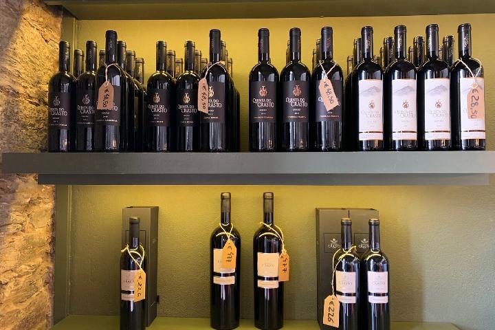 Vinos de Quinta do Castro. Foto: TripAdvisor