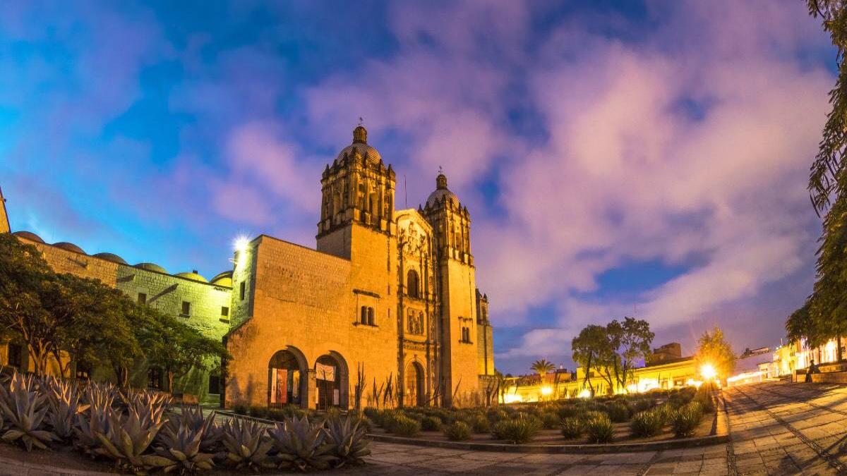 Ya sabes que hacer en Oaxaca ¡Descúbrelo con City Express! Foto City Express