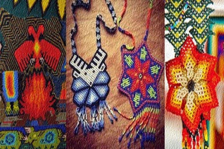 Puedes encontrar el arte huichol. Foto: Entorno turístico