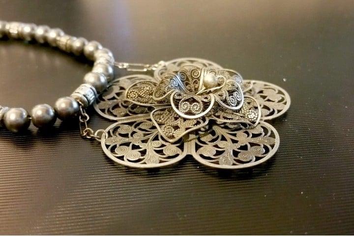 Artesanías de plata. Foto: Así es mi México