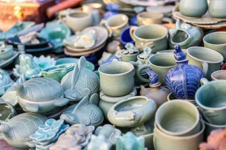 La cerámica y alfarería son artesanías que puedes encontrar en Zacatecas. Foto: Definición ABC