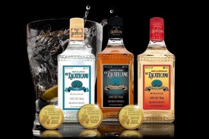 El zacatecano es una bebida artesanal de Zacatecas. Foto: El zacatecano