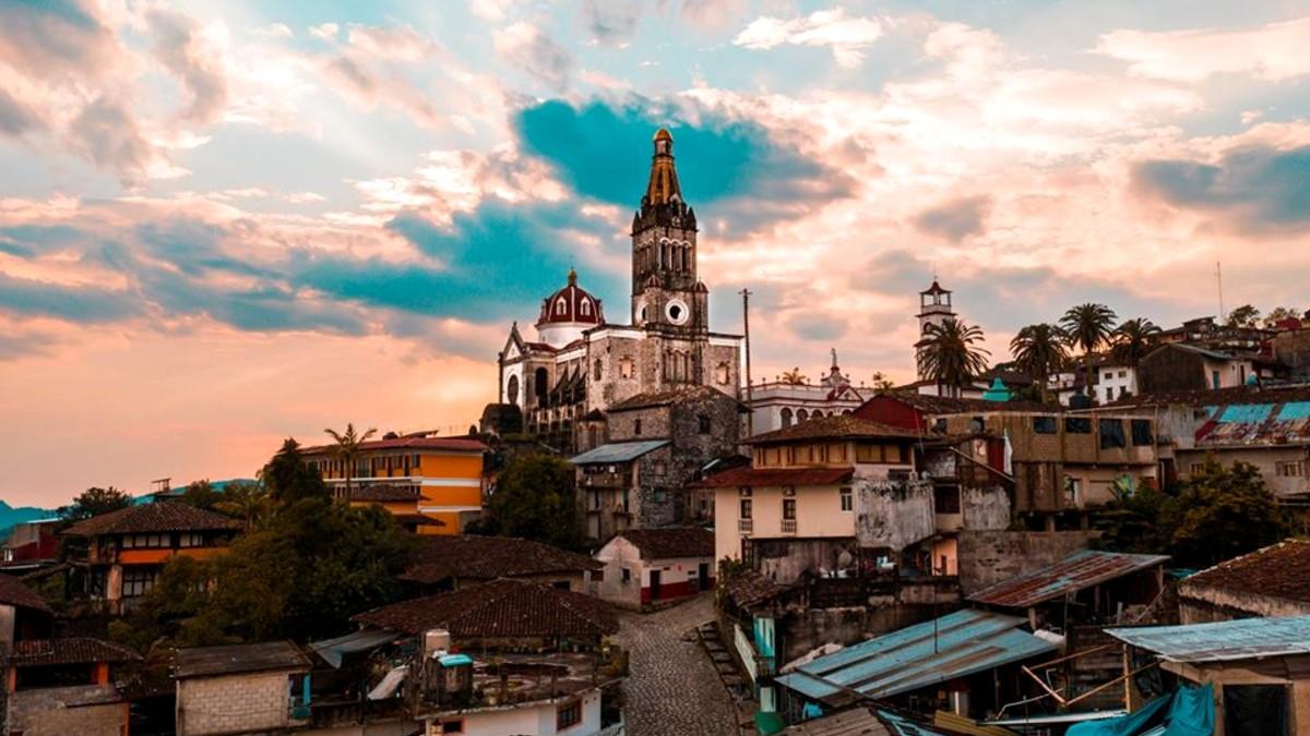 portada Cuetzalán Puebla Foto Puebla Travel