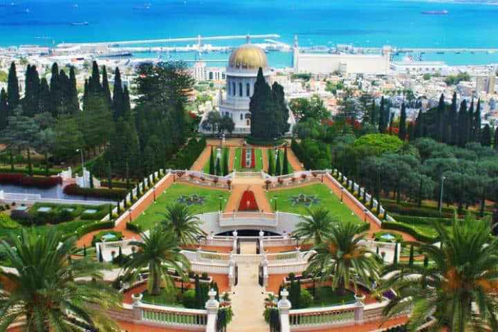 Lugar impresionante .Imagen: Israel. Archivo