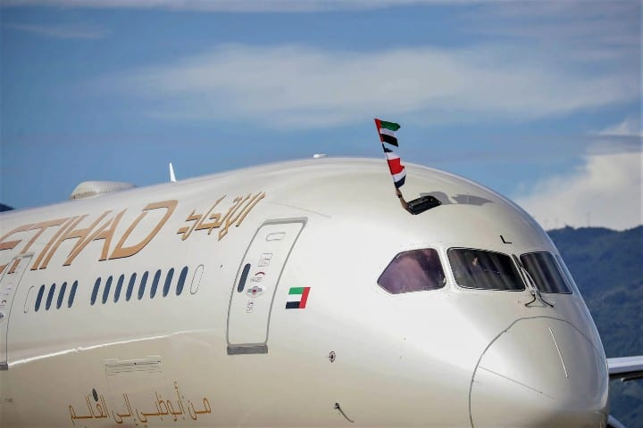 Etihad Airways. Foto: travel trade journal
