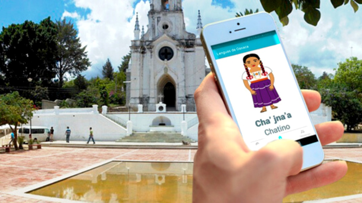 Apps para aprender lenguas indigenas Foto Sitquije
