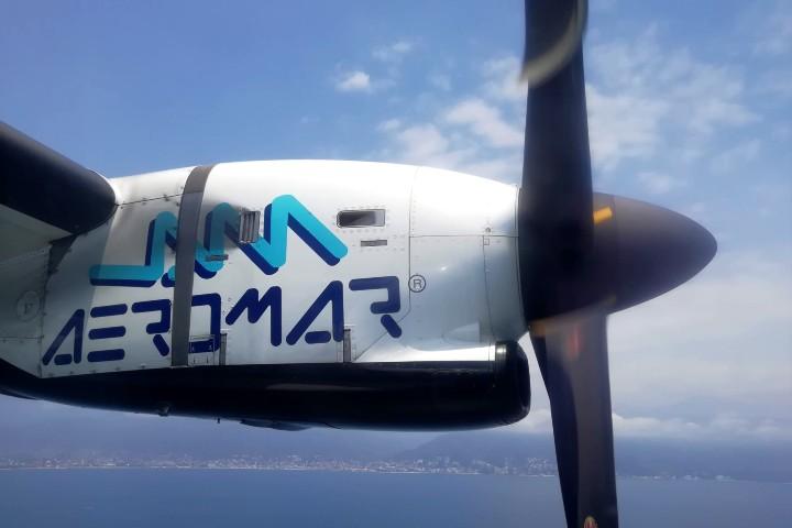 Avión ATR Aeromar Foto Julio García Castillo 2