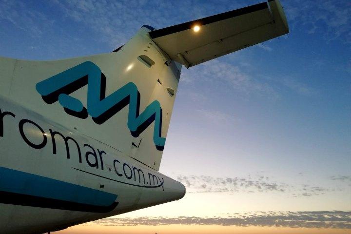 Avión ATR Aeromar Foto Julio García Castillo 20