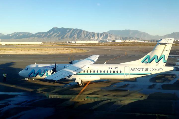 Pasaporte Aeromar
