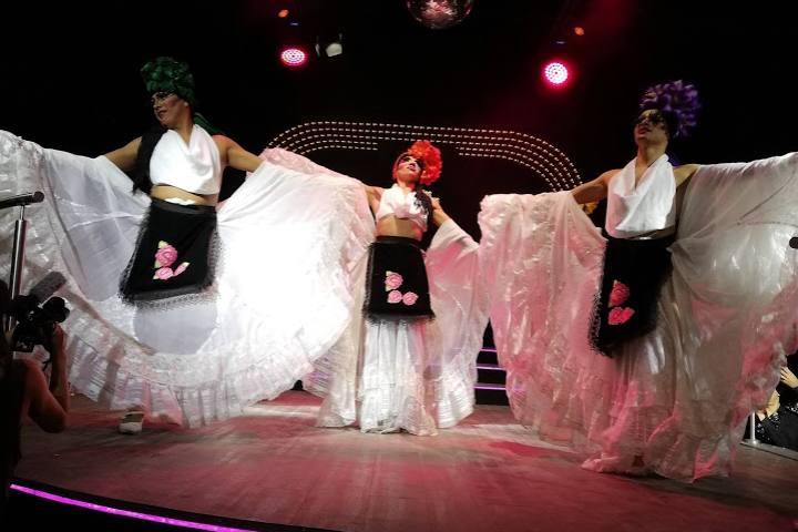 Bailes folklóricos de México - Foto Luis Juárez J.