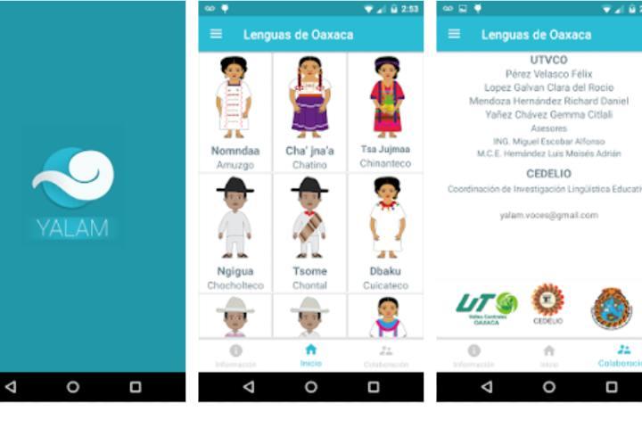 Dialectos y lenguas en Yalam - Foto Luis Juárez J.