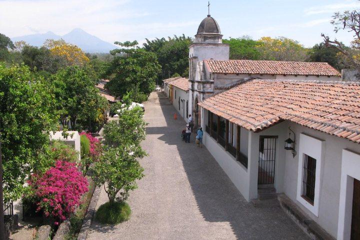 Ex Hacienda Nogueras. Foto. Cultura Colima