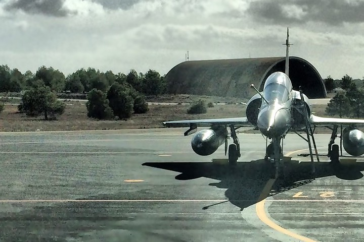 Flying-V el avión del futuro. Foto: juan serrano serrano