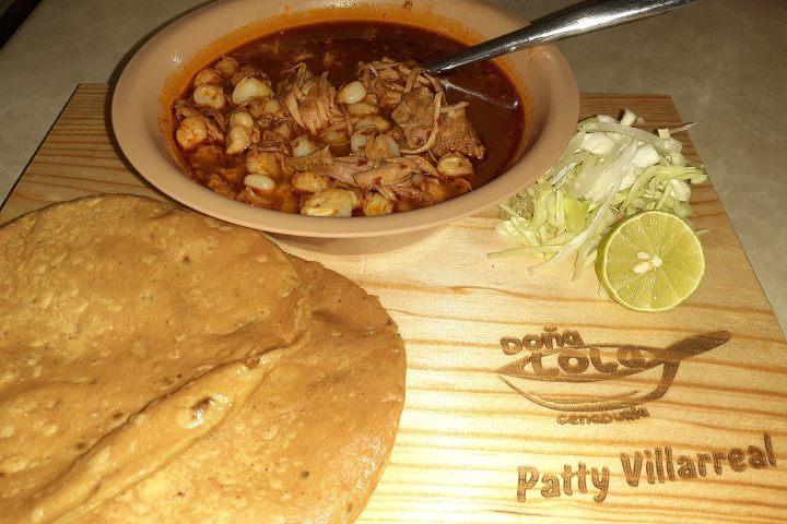 Donde comer en Álamos Sonora Foto: Fb Cenaduria Doña Lola