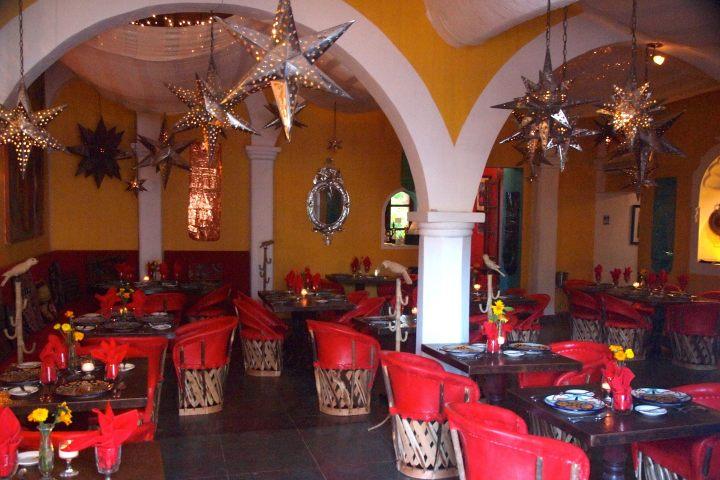 Donde comer en ÁlamosFoto: Fb Charisma Restaurant