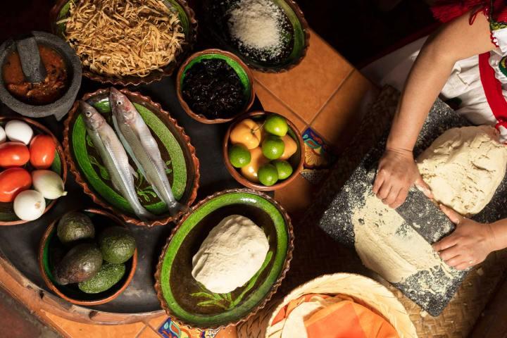 Receta del aporreadillo Foto:  Food and  travel