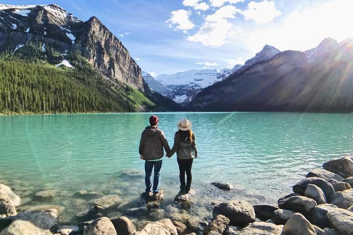 Parques nacionales en Alberta Canadá Foto: Hostelworld