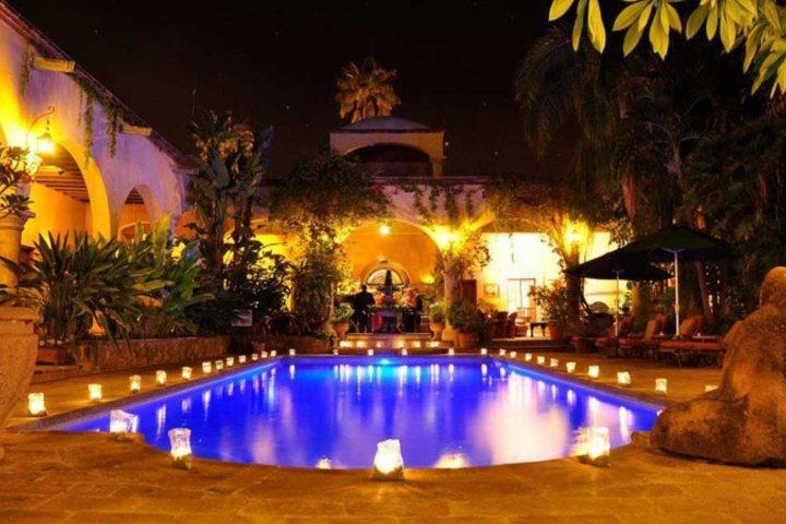 Hacienda de los Santos Resort and Spa Sonora Foto: Mexonline