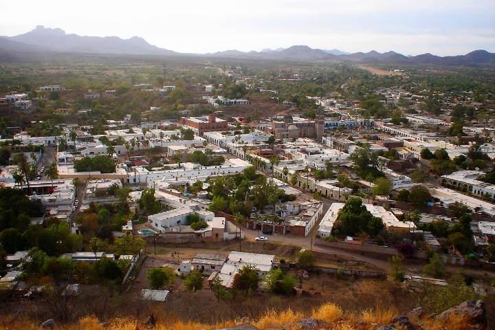 Donde hospedarse en Álamos Sonora Foto: Wikivoyage