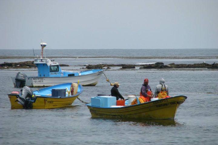 Isla Natividad en Baja California Sur