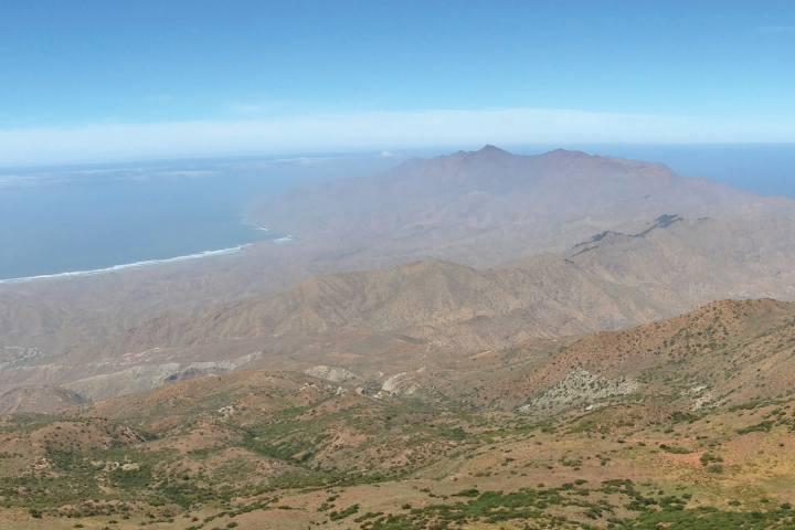 Islas del pacífico – Foto Carlos A. de la Rosa