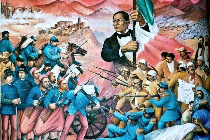 Batalla de Puebla. Foto: Dias festivos en México