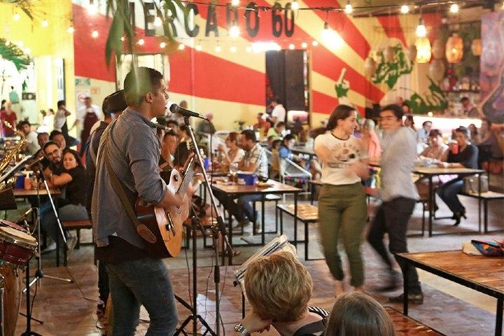 Mercado 60. Foto. AFAR Media