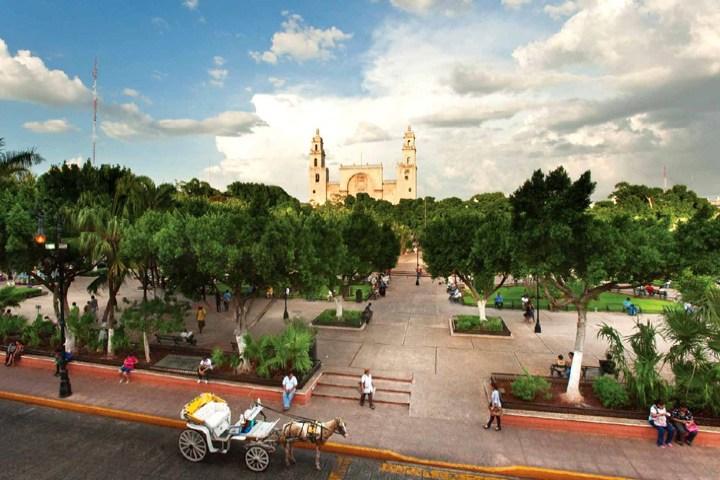 Mérida. Foto. Gobierno del Estado de Yucatán