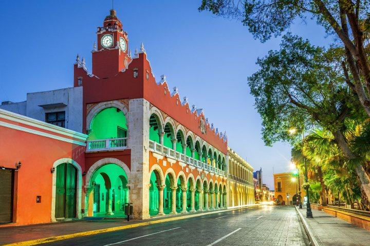 Mérida. Foto. Turibus