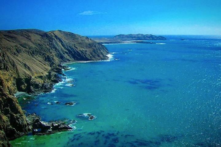 Paísajes de Isla Natividad – Foto A Moms Guide to Baja