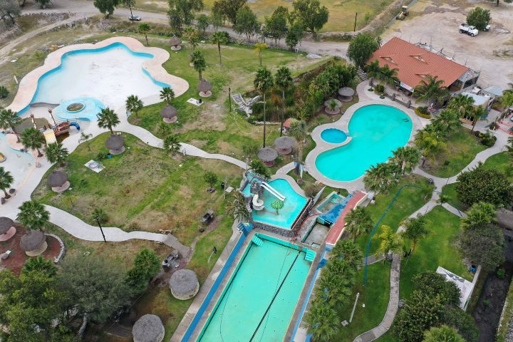 Atracciones dentro del parque. Foto Parque EcoAlberto