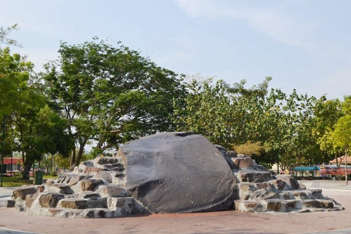 Piedra lisa. Foto: Revista Vía México