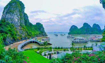 Que hacer en Bahía Ha-Long en Vietnam. Foto: Charith Gunarathna