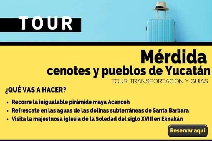 Tour-Merida-cenotes-y-pueblos-de-Yucatan.-Arte-El-Souvenir