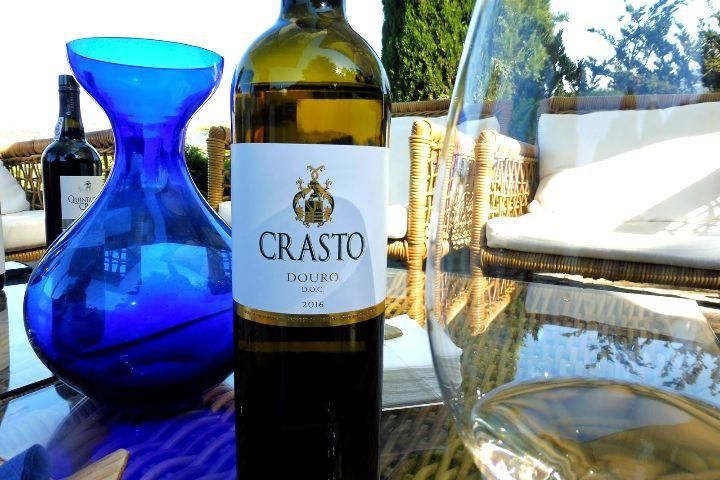 Viñedo Quinta do Castro Portugal. Vino Castro Blanco. Foto: Rumbovino blogger