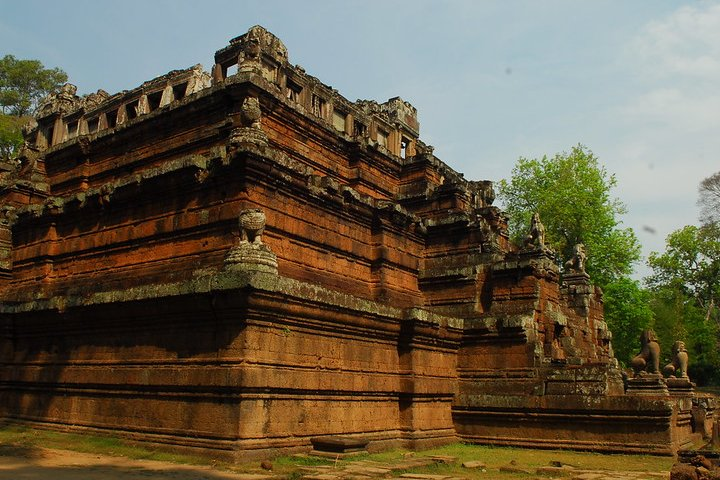 Curiosidades de Angkor Wat
